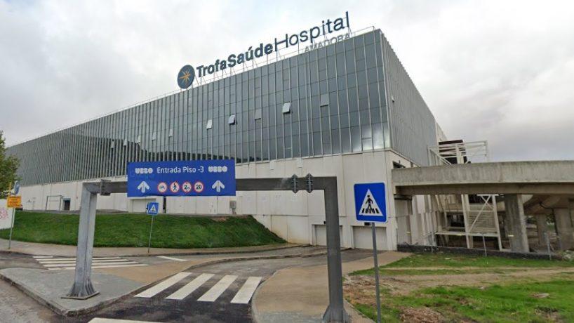 Grupo Trofa Saúde descontou dias de férias e tempo do banco de horas no hospital na Amadora