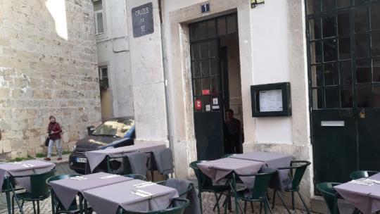 Despedimentos irregulares no restaurante Esperança Sé