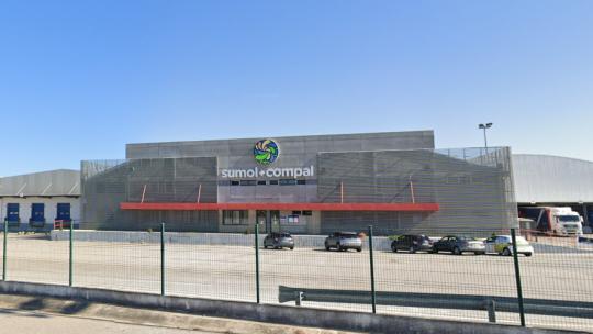 Sumol+Compal avança para despedimento coletivo de 80 trabalhadores